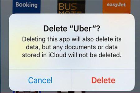 Hướng dẫn cách xóa tài khoản Uber đơn giản nhất