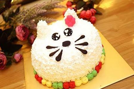 15+ Mẫu bánh kem sinh nhật tặng các bé vừa độc đáo lại dễ thương