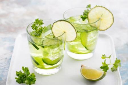 5 loại nước detox giúp bạn giảm cân và giải nhiệt trong mùa hè