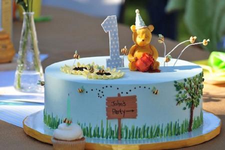 Tuyển chọn 20+ mẫu bánh sinh nhật mừng thôi nôi đẹp nhất thế giới vừa ngon vừa đẹp