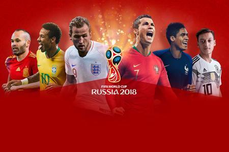 Tổng hợp các nguồn, kênh, link  có thể xem trực tiếp World Cup 2018