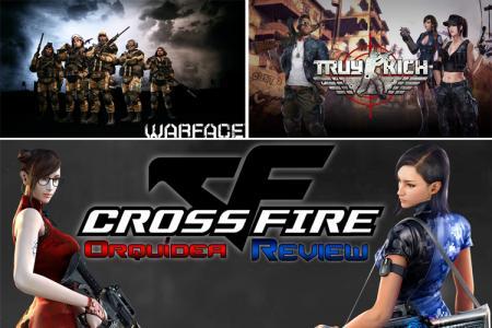 Điểm tên 3 tựa game bắn súng online đang làm mưa làm gió trên thị trường game online Việt Nam