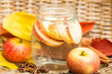 Mách bạn những công dụng tuyệt vời cho sức khoẻ mà Detox Táo mang lại !