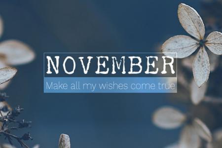 Mời tải về bộ ảnh bìa cover facebook chào tháng 11 đẹp và ý nghĩa nhất
