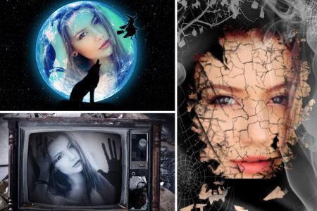 Top 7 hiệu ứng ảnh halloween kinh dị tạo online hot nhất mùa lễ hội 2018
