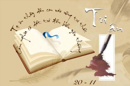Lời chúc 20/11 hay, câu chúc 20/11 ngắn gọn ý nghĩa nhất dành tặng thầy cô