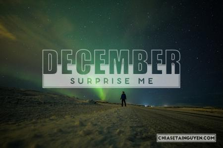 Chia sẻ cover, ảnh bìa tháng 12 - Hello December đẹp lung linh nhất