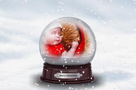 Cách tạo ảnh động tuyết rơi, thiệp gif giáng sinh online cực đơn giản