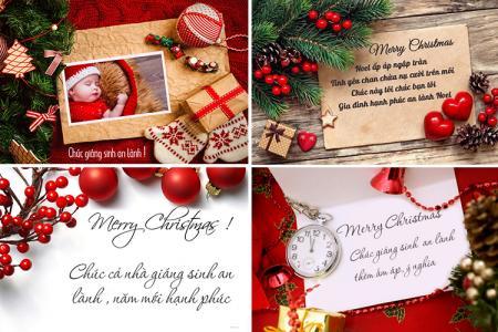 Top 10 mẫu thiệp mừng Giáng sinh tạo online nhanh và đẹp
