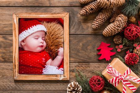 Hướng dẫn tạo thiệp Giáng sinh online trực tuyến mới nhất