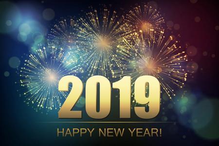 HOT 20+ mẫu thiệp chúc mừng năm mới 2019 đẹp ý nghĩa nhất