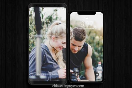 Khung ảnh tình yêu – Ghép ảnh tình yêu đẹp cho Valentine 2019