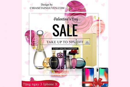 Chia sẻ PSD banner quảng cáo facebook cho Valentine 2019