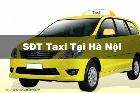 Các hãng Taxi Hà Nội, taxi gia đình, taxi tải giá rẻ, SĐT