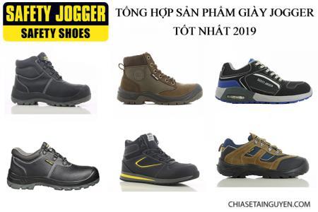 Tổng hợp các sản phẩm giày bảo hộ Jogger nên mua