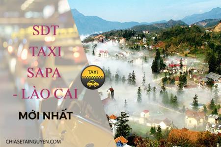 Taxi Sapa- Lào Cai: Cập nhật số điện thoại taxi giá rẻ mới nhất 2019