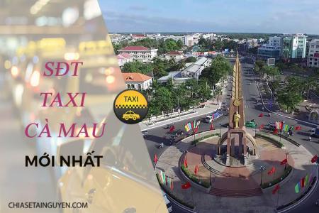 Cập nhật ngay sđt taxi Cà Mau, taxi Airport giá rẻ, uy tín 2019