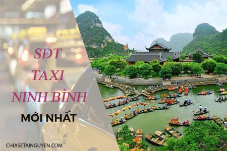 Taxi Ninh Bình – Số điện thoại các hãng taxi Ninh Bình mới nhất 2019
