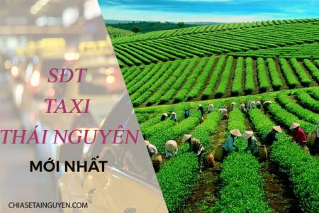 Taxi Thái Nguyên - Số điện thoại taxi tại Thái Nguyên giá rẻ mới nhất 2019