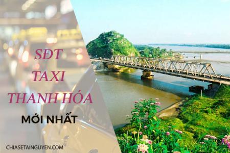 Taxi Thanh Hóa – Số điện thoại taxi Thanh Hóa chất lượng, giá rẻ