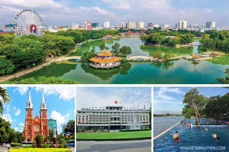 Gợi ý top 9 địa điểm vui chơi 10/3 - 30/4 tại Sài Gòn 2019