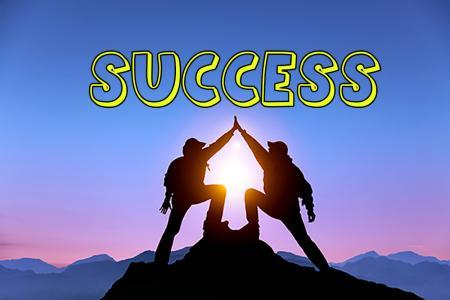 STT ngắn về thành công dành cho các bạn trẻ thế kỉ 21!!!