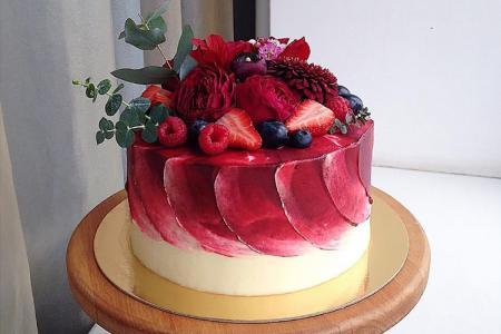 Gợi ý những chiếc bánh sinh nhật cỡ nhỏ xinh xắn cho sinh nhật gia đình