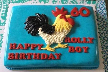 Top 15 mẫu bánh sinh nhật hình con gà ngộ nghĩnh dễ thương cho người tuổi Dậu