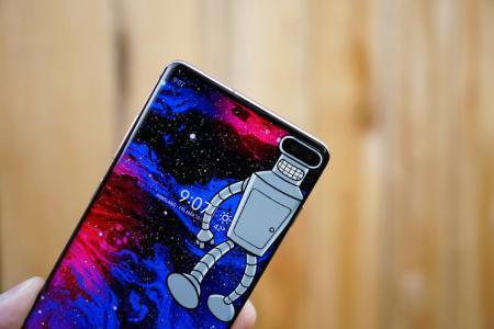 50+ Hình nền HD cực đẹp cho Samsung S10, S10 plus 2019