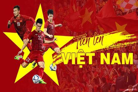 Mới nhất bộ banner cổ vũ U23 Việt Nam chinh phục AFC Cup 2020